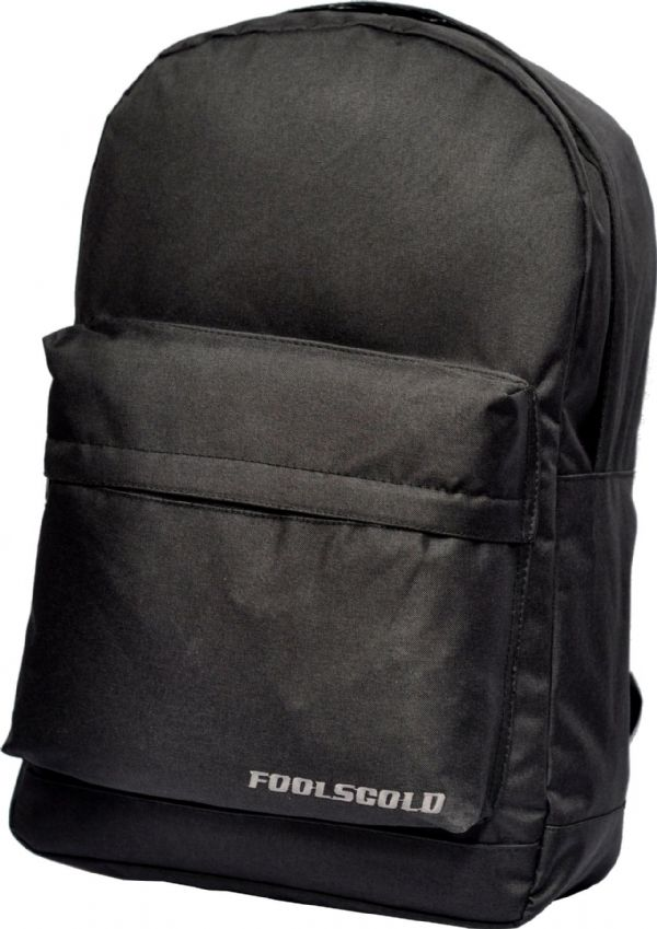 foolsGold Laptop Backpack in Carbon Grey
